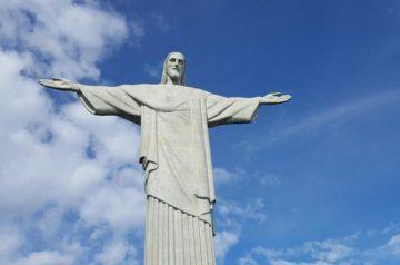 Cristo Redentor tornou-se um ícone do Rio de Janeiro e do Brasil