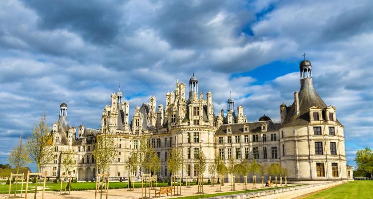 Os encantos do Valle de la Loire na França
