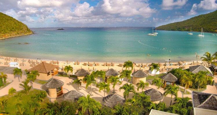 St Maarten uma ilha dividida por duas colonizações