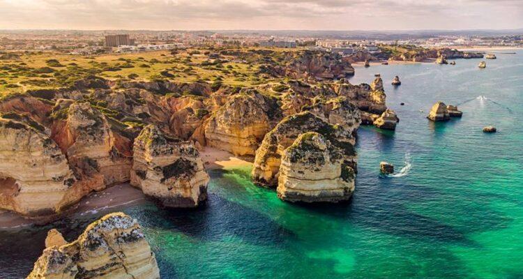 Vocês conhecem a Região de Algarve, em Portugal?