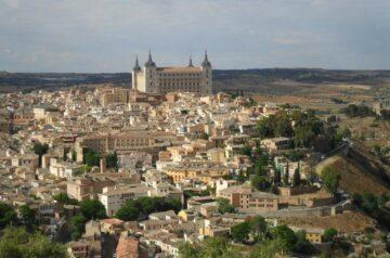 Toledo Espanha uma Cidade Medieval