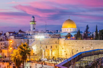 Uma das cidades mais antigas da humanidade, Jerusalém