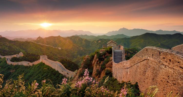 A GRANDE MURALHA DA CHINA – FATOS CURIOSOS