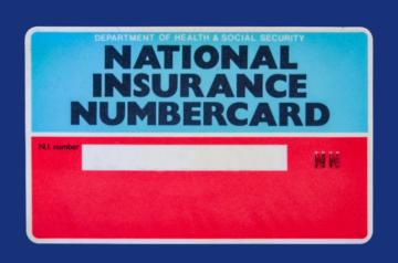 Você  sabe o que  é o National Insurance Number?
