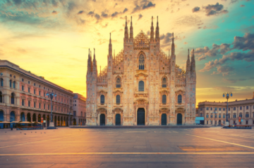 Duomo de Milão – A Catedral protegida pela Madoninna