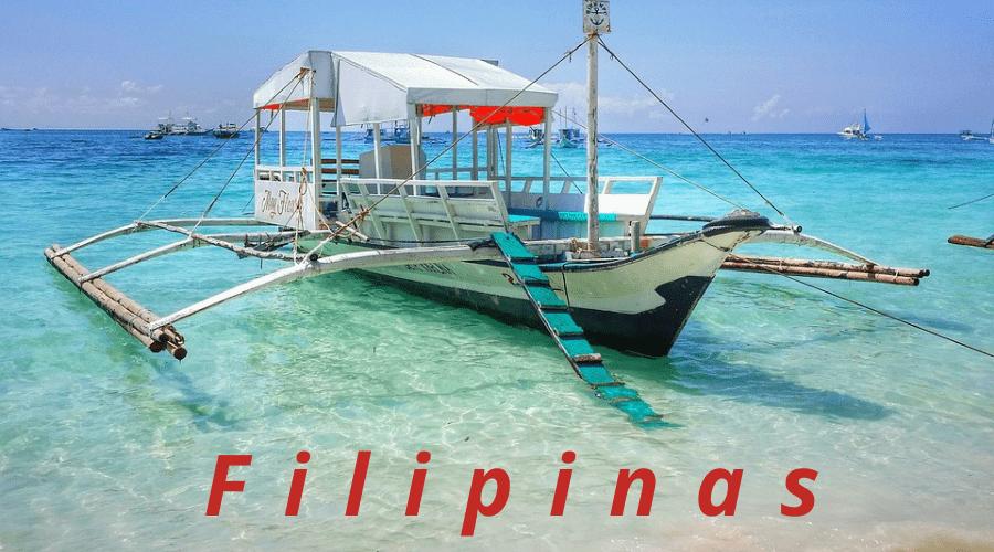 FILIPINAS – AS ILHAS TROPICAIS DOS SORRISOS HUMILDES