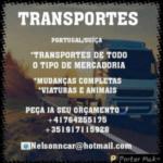 Transportes Portugal/Suíça