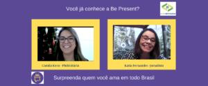 Você conhece a Be Present ? Plataforma de presentes online para todo Brasil