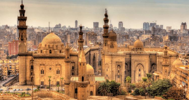 CAIRO – A capital do Egito