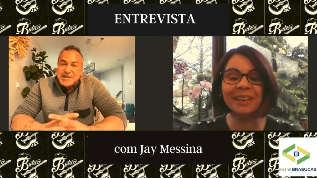 Entrevista com o empresário Jay Messina – Criador da Cachaça Buteco do Jay