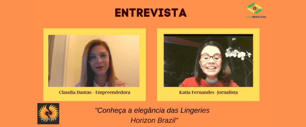 Conheça a elegância da Horizon Brazil lingerie & moda praia