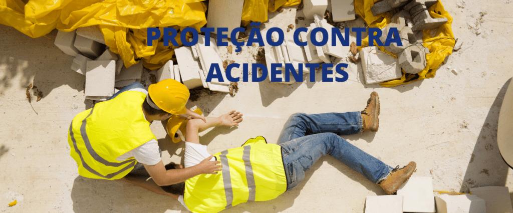 Proteção contra acidentes