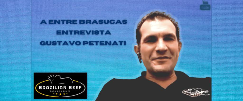 Conheça Gustavo Petenati, proprietário do Brazilian Beef em Bournemouth no Reino Unido.