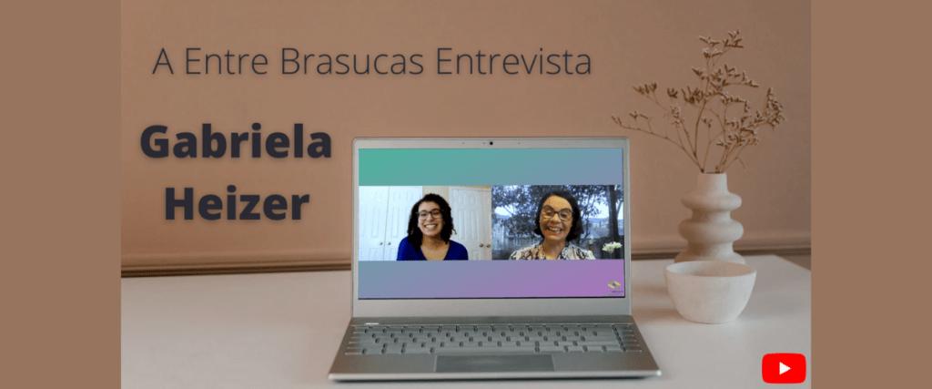 A brasileira Gabriela Heizer cria uma fundação de apoio a estudantes universitários nos EUA.