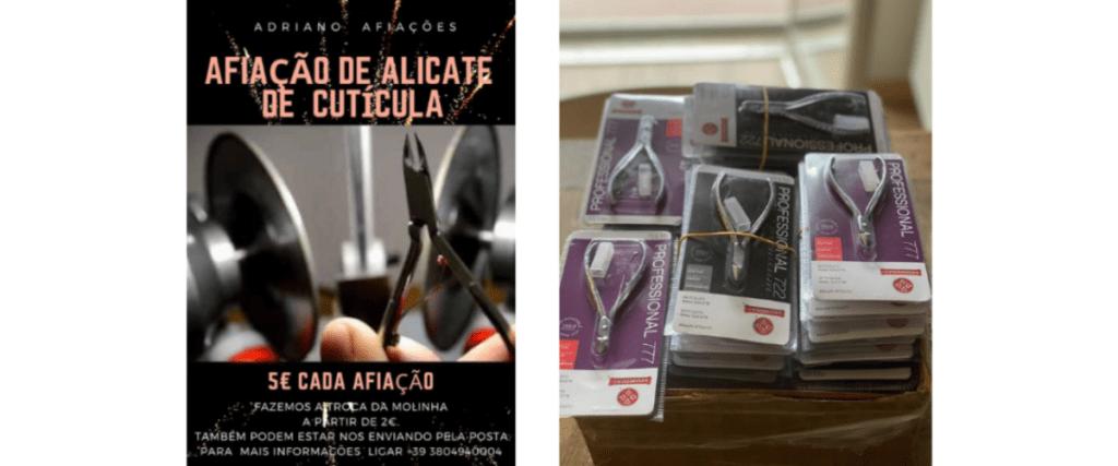 Adriano Afiação