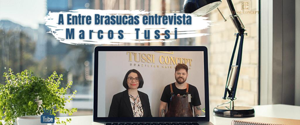 Conheça Marcos Tussi, sócio -proprietário do Tussi Concept Brazilian Hair and Beauty em Birmingham