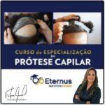 CURSO COMPLETO de ESPECIALIZAÇÃO em PRÓTESE CAPILAR FEMININA & MASCULINA | Fátima Sabino - Eternus Hair System