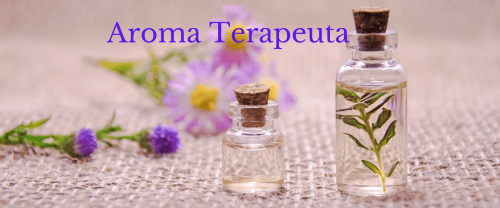 Aroma Terapeuta Joana Perim Alves