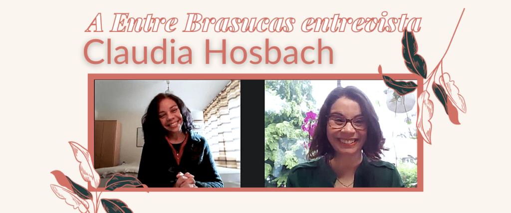 Conheça Claudia Hosbach, jornalista brasileira na Alemanha