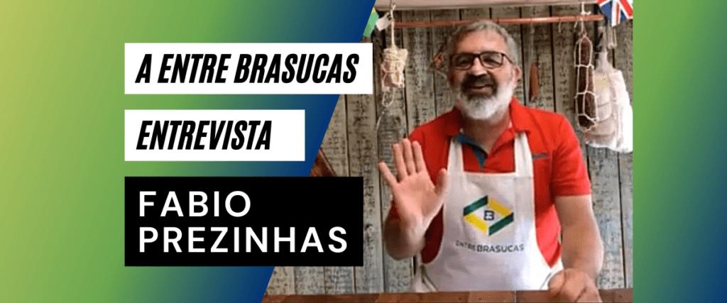 Novo hobby na pandemia com Fabio Prezinhas